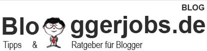 Bloggerjobs.de – der Blog